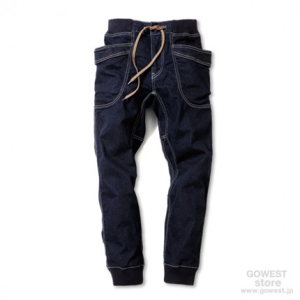 VENDOR RIB PANTS / RESTOCKED