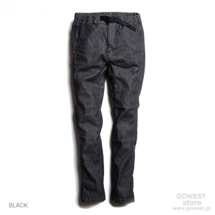 CLIMBING TROUSERS BLACK / RESTOCKED