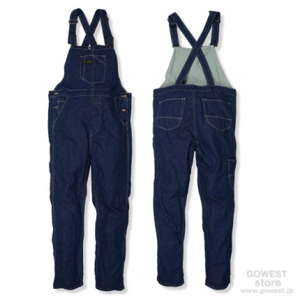 WORK OVERALL PANTS / RESTOCKED