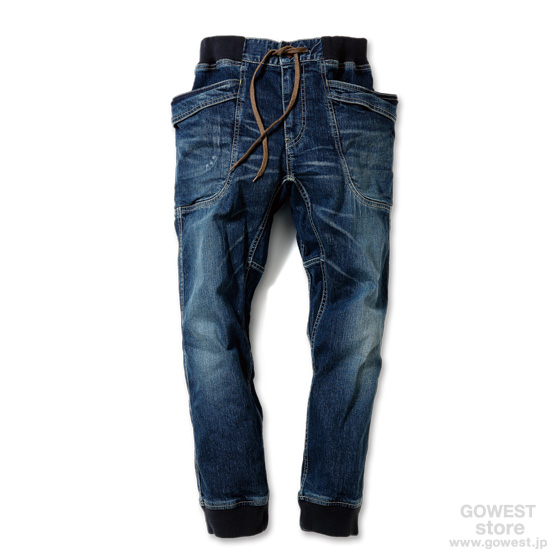 VENDOR RIB PANTS // USED WASH / RESTOCKED