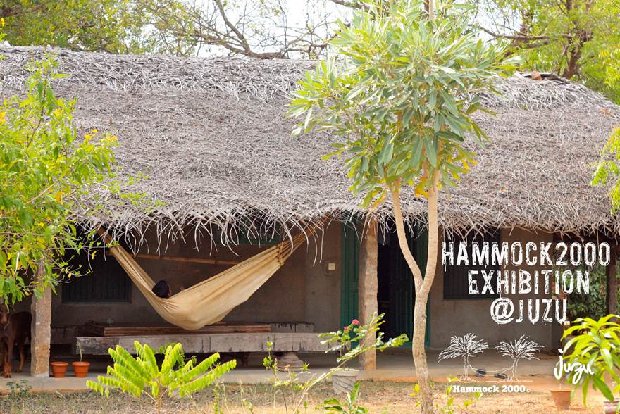 Hammock2000 exhibition@juzu