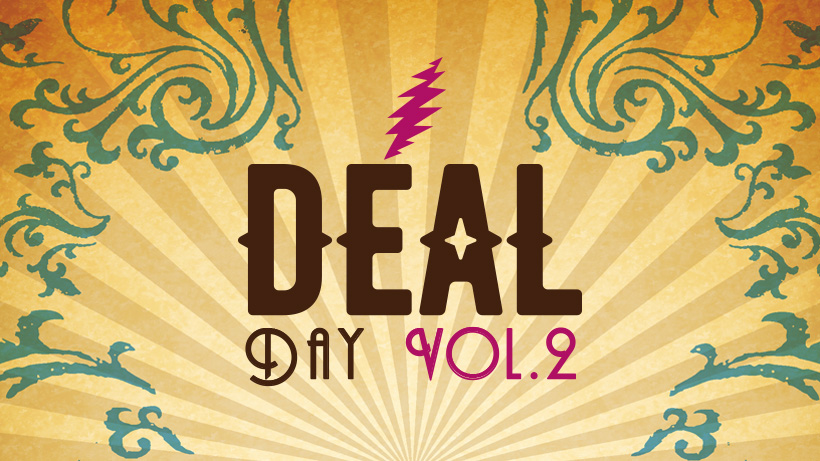 DEAL DAY vol.2
