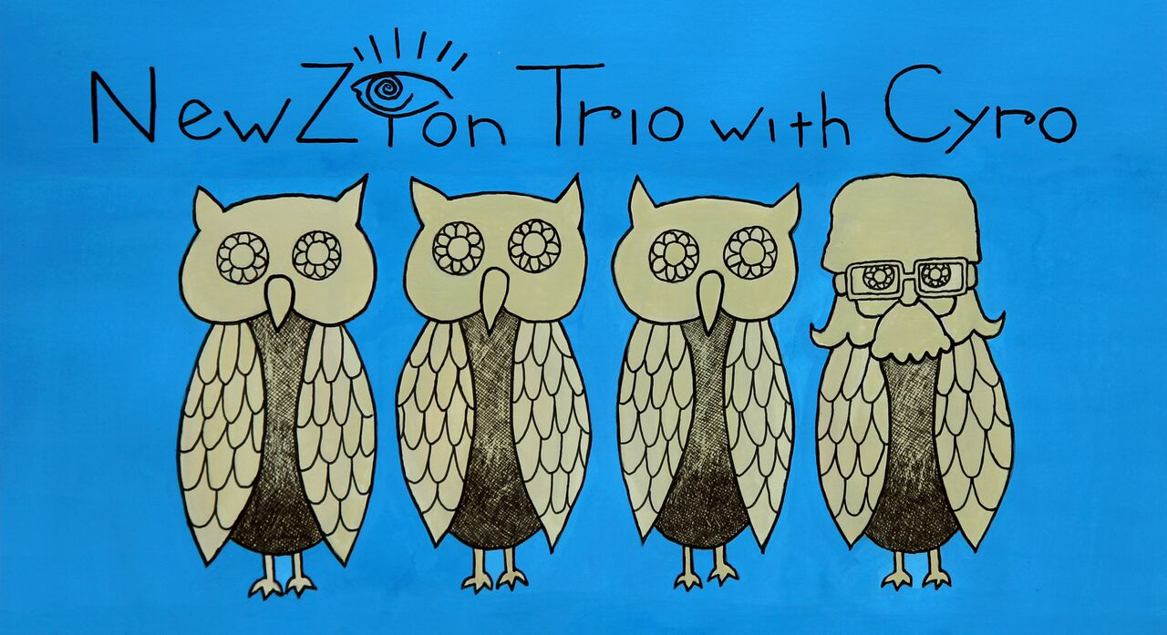New Zion Trio with Cyro Baptista ~Fight against Babylon Japan Tour 2017~juzuにてチケットを販売しています。