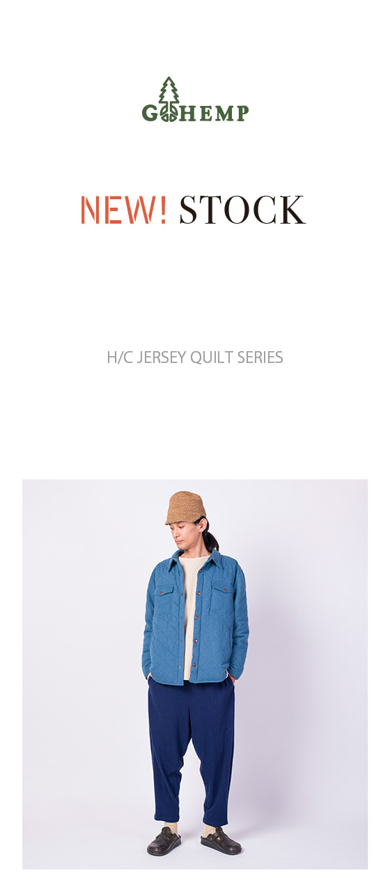 H/C JERSEY QUILT