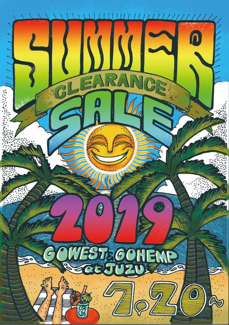 SUMMER CLEARANCE SALE 2019   GOWEST GOHEMP