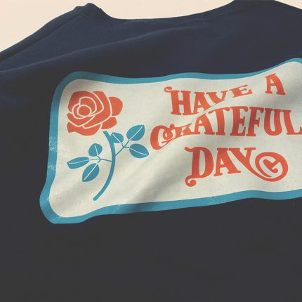 【GOWEST】HAVE A GRATEFUL DAY COLLECTION SWEATシリーズが入荷しました