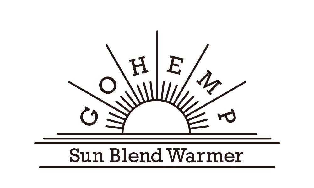 【GOHEMP】Sun Blend Warmerを入荷しました。