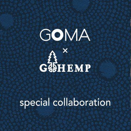 "【GOHEMP】GOMA × GOHEMP ""GOMA ART JACQUARD"""