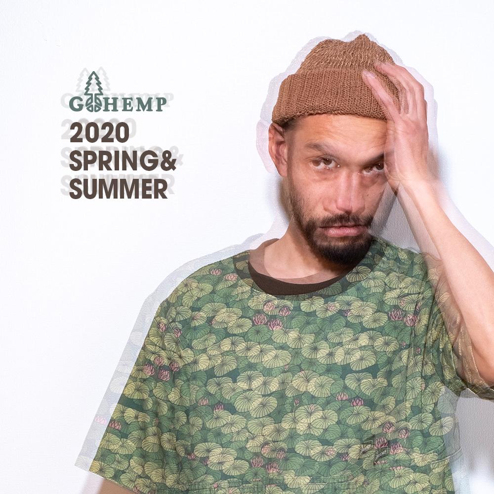 【GOHEMP】2020 SS WEB LOOK