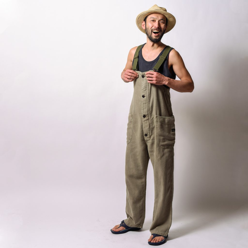 【GOHEMP】HEMP COTTON SERGE CLOTH シリーズを入荷しました