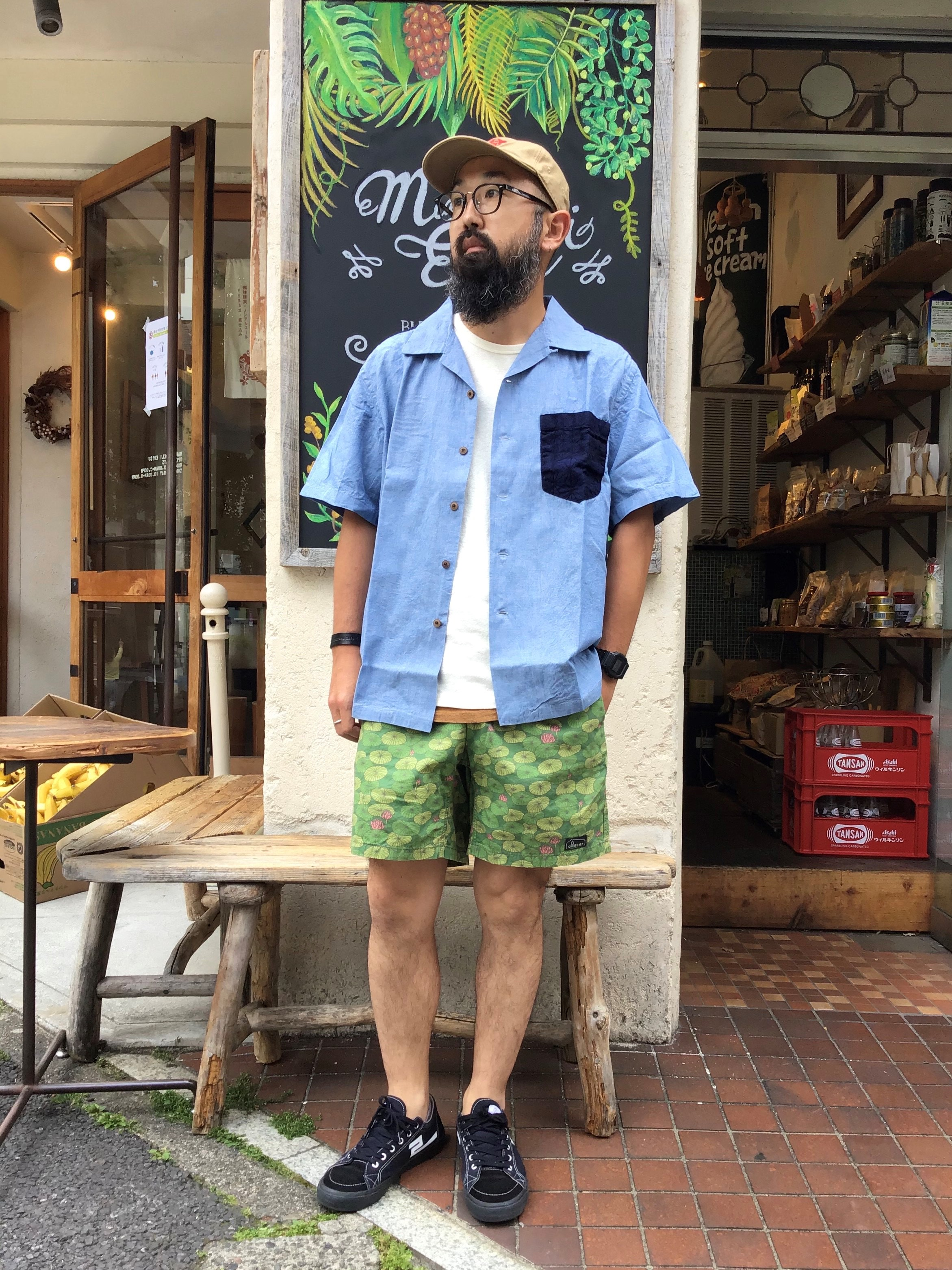 "Staff Recommend!!""OPEN MIND SHIRTS H/C DUNGAREE"""