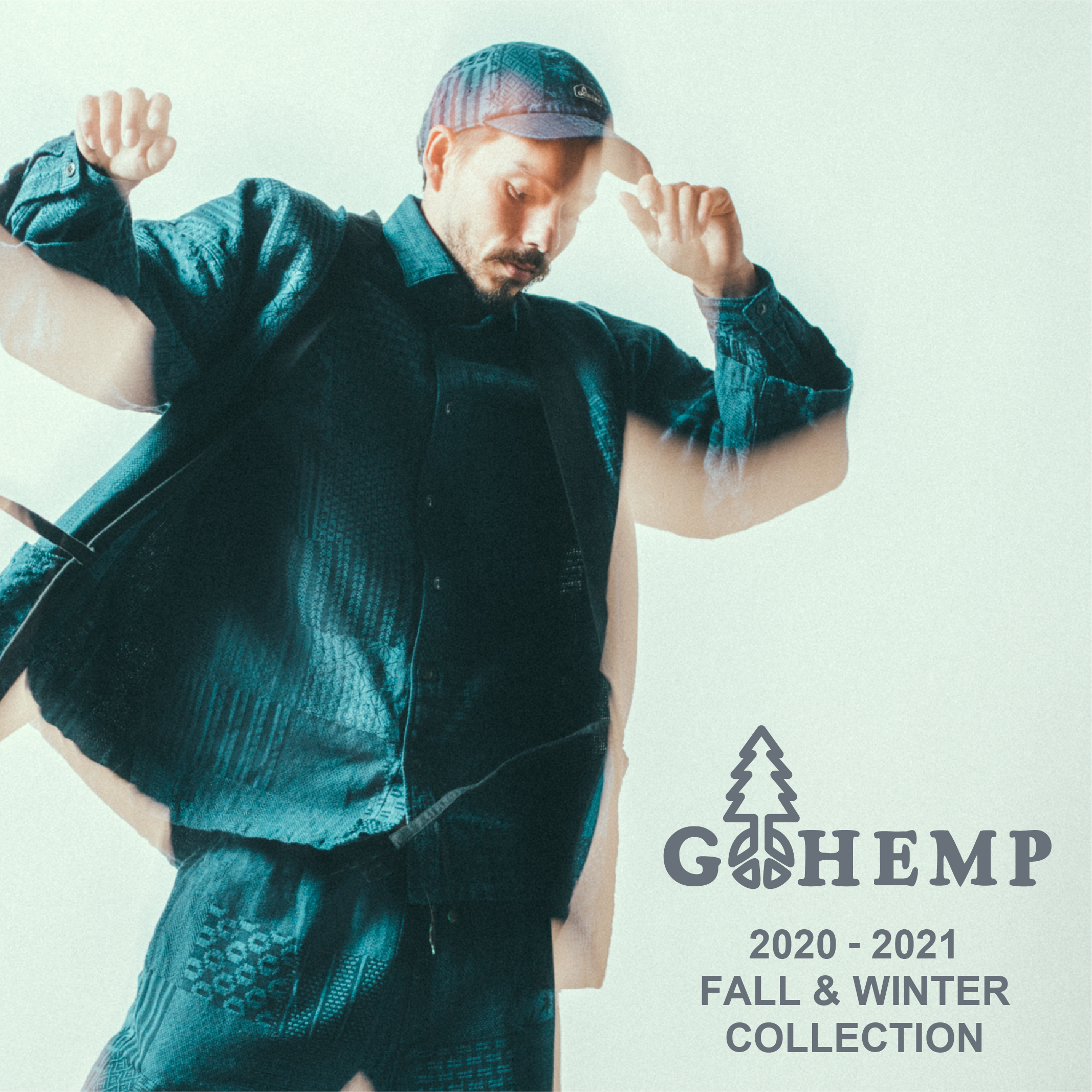 【GOHEMP】2020-2021 FW LOOK BOOK