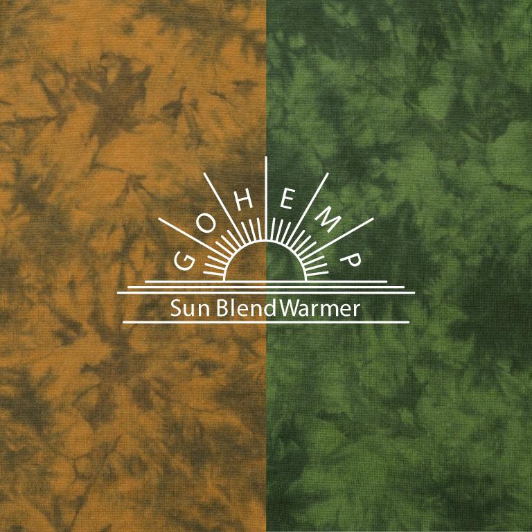 【GOHEMP】SUN BLEND WARMER を入荷しました