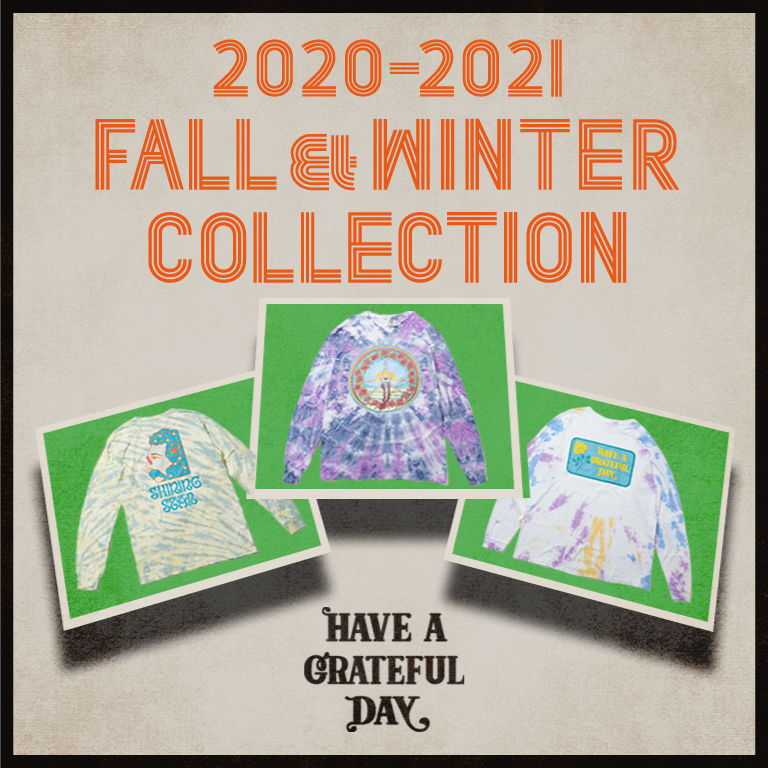 【HAVE A GRATEFUL DAY】2020-2021 FW COLLECTION